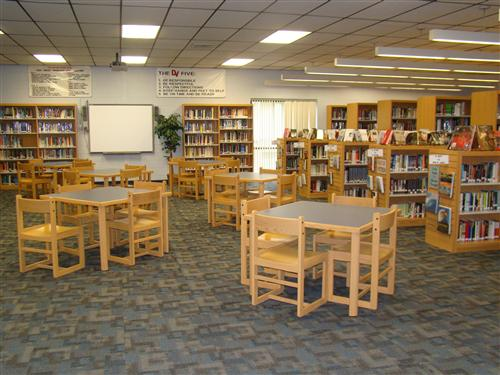DVHS Library
