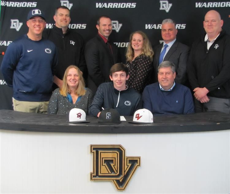 Ryan Wingerter Signs with Penn State Wilkes-Barre