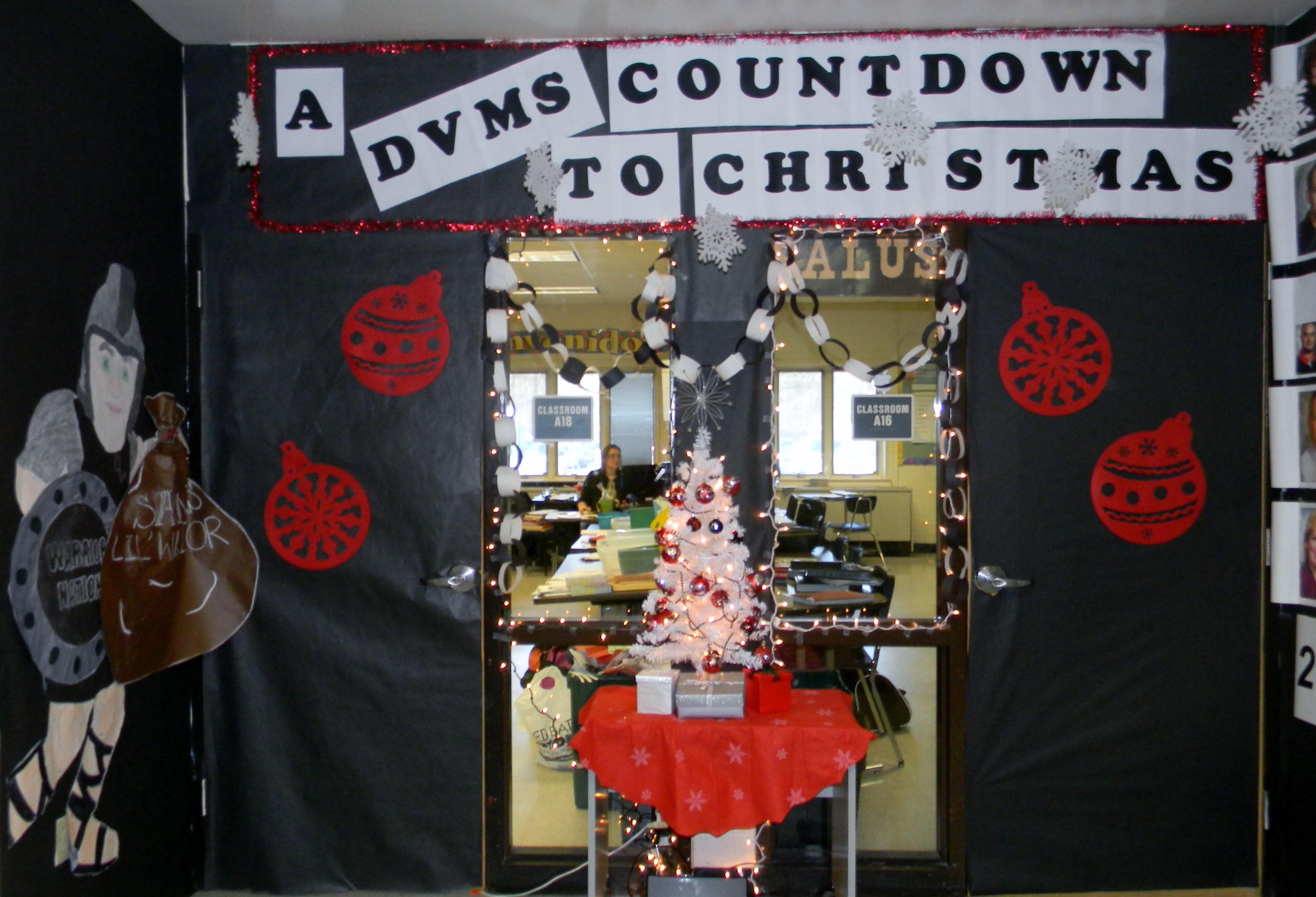 Door Decorating Contest 2